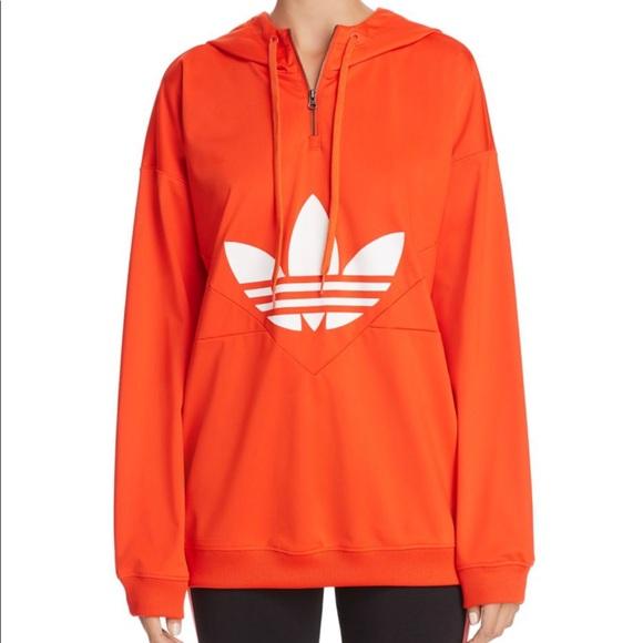 ce1a40c5ea adidas Sweaters   Women Originals Clrdo Hoodie   Poshmark